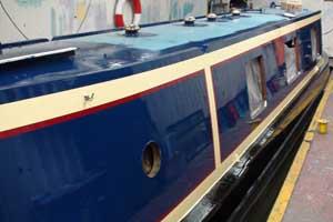 Narrowboat Paint Colour Schemes